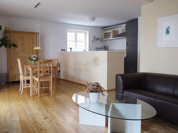 n rdlingen ferienwohnung appartement goldener stern. Black Bedroom Furniture Sets. Home Design Ideas